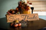 Scripture on Thanksgiving