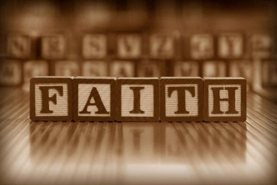 Faith without works is dead James 2