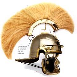 Roman soldier helmet 2