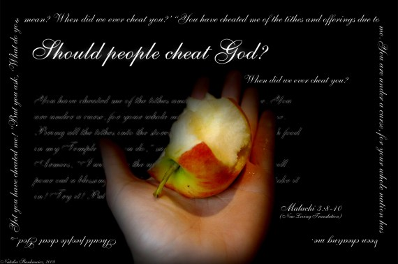 Malachi 3 8-10