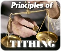 Principles of Tithing