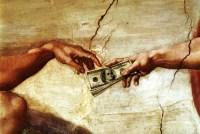 tithing money