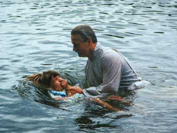 Baptism in the Name of the Father