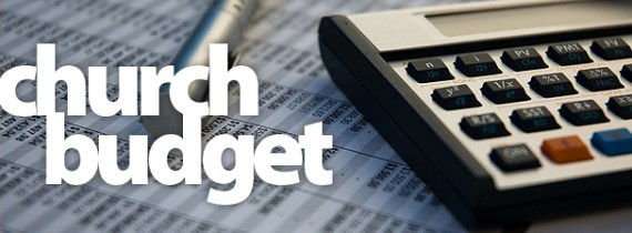 How to Budget in Church