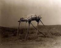 Indian Burial Platform