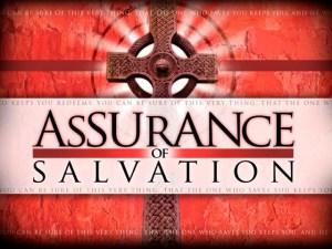 Assurance of Salvation