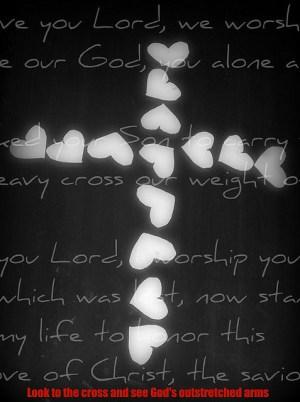 God seeks love