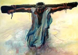 God looks like Jesus