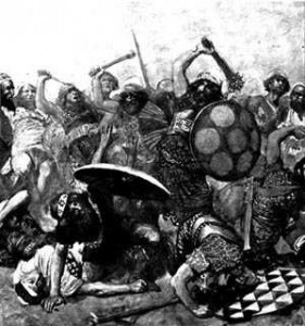 slaughter-the-canaanites