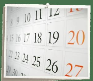 prophecy calendar
