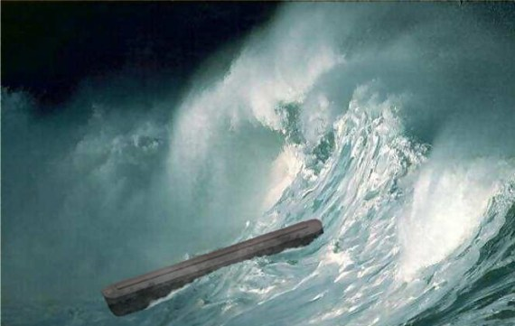 the flood in Genesis 6-8