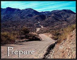 Luke 3:1-6 - Repairing and Preparing | Redeeming God