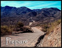 Luke 3 - Prepare the way for the Lord
