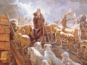 Matthew 24 Noah Jesus