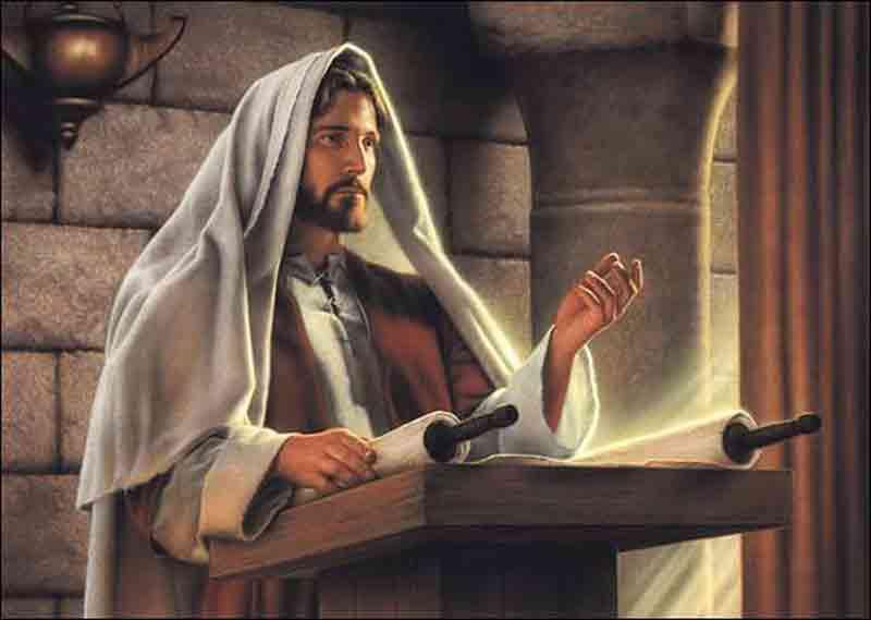 Luke 4:31-41 - Who is Jesus? He is Lord!   Redeeming God