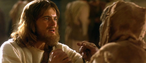 Jesus heals leper Luke 5