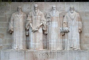 calvinistic authority and tradition