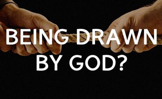 draw to Jesus John 6:44