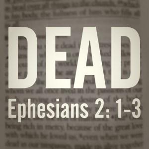 Dead in sin