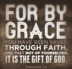 Is faith the gift of God in Ephesians 2:8-9?
