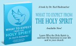 Buy Dr. Radmacher's Book on the Holy Spirit and get a $50 Bonus