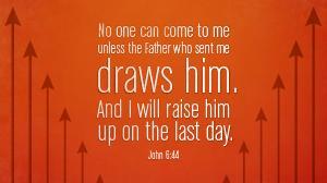 John 6 44