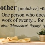Thank You, Mothers!