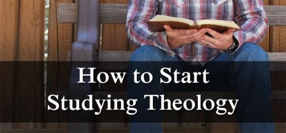 study theology