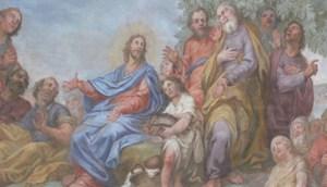 jesus told stories