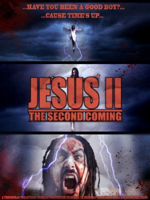 Violent Jesus in the second coming