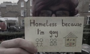 homeless gay teen