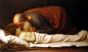 elijah raises the widows son