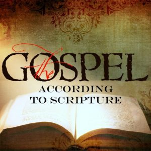Gospel According to Scripture