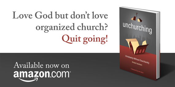 Unchurching on Amazon