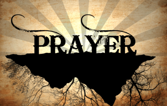 prayer for power