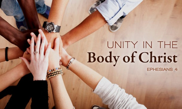 unity in the church Ephesians 4:4-6