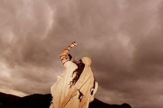 Jonah 4:1 - Jonah is angry at God