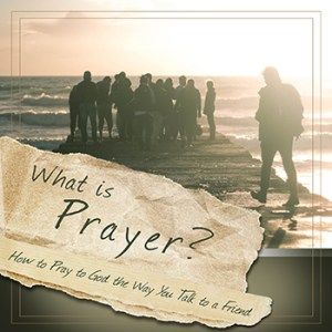 What is prayer online course