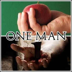 death of Adam death of Jesus Romans 5:12-21