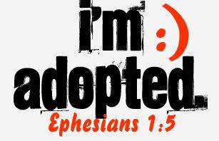 adoption Ephesians 1:5