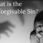 What is the unforgivable sin in Matthew 12:31-32