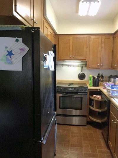 Before Kitchen Straight