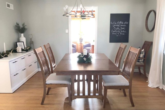 Dining Room Wide
