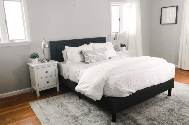 Master Bedroom Current