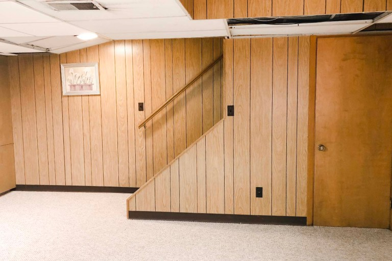 Stair Wall
