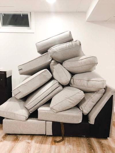 Ashlor Sectional Pillows