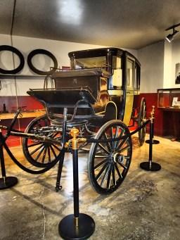 More antique cars
