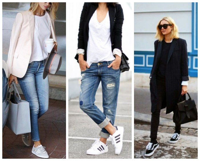 How to wear flats all the time.