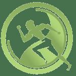redefining fitness logo