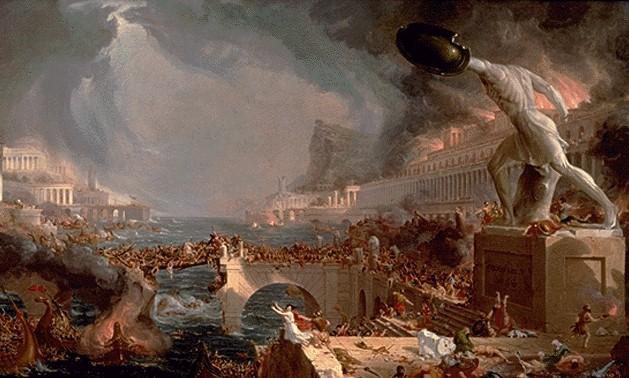 romesfall